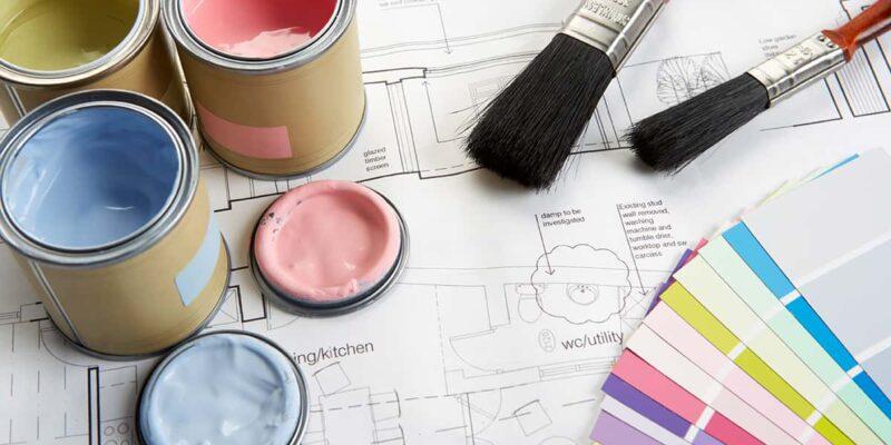 oil-based paint